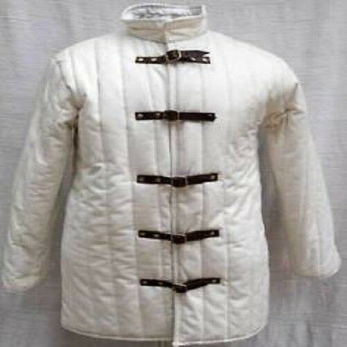 Jacket Medieval Viking Gambeson For Armor Clothing Halloween gifts
