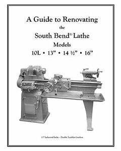Rebuild-Manual-for-South-Bend-Lathe-10L-or-10R-Heavy-10