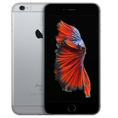 Apple iPhone 6s/Plus 16/64/128GB Space Gray Black Rose Gold Silver Unlocked