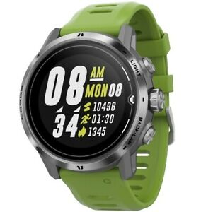COROS APEX Pro Premium Multisport GPS Watch w/ COROS POD (bundle) NEW Open Box