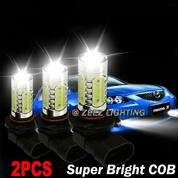 High Power LED COB Fog Lamp Driving Light Bulb Projector HID White 880 881 8XX#1