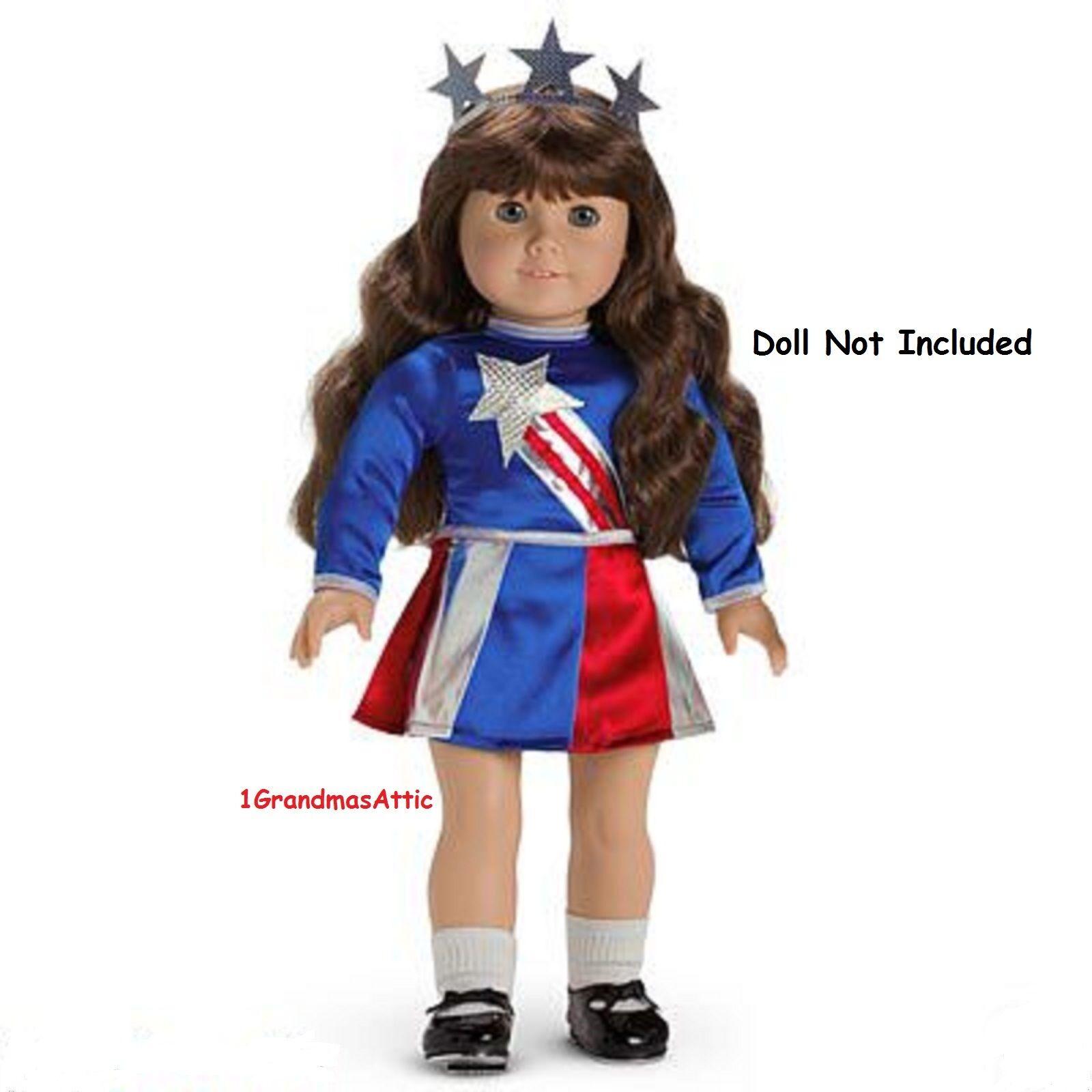 American Girl Molly Rubinetto Vestito Pennino  Disegna Miss Victory Ritirato  servizio onesto