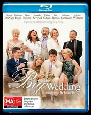 The Big Wedding (Blu-ray, 2013)
