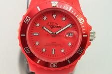 gooix Uhr GX06000050 Damenuhr Datum Silikonband Miyota Werk UVP 49€  nur 16,90€