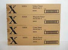 4 x Orig. Tóner Xerox DocuColor 4LP - 6R90285 6R90286 6R90287 6R90288