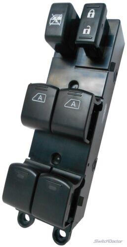 Master Power Window Door Switch for 2004-2012 Titan Crew Cab NEW