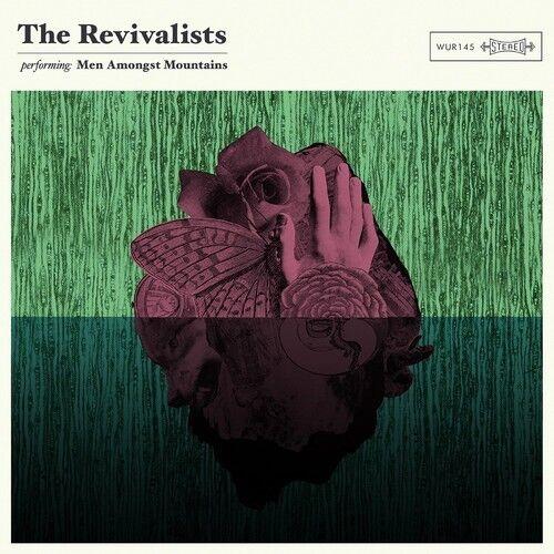 The Revivalists - Men Amongst Mountains [New Vinyl LP] Colored Vinyl, Gatefold L