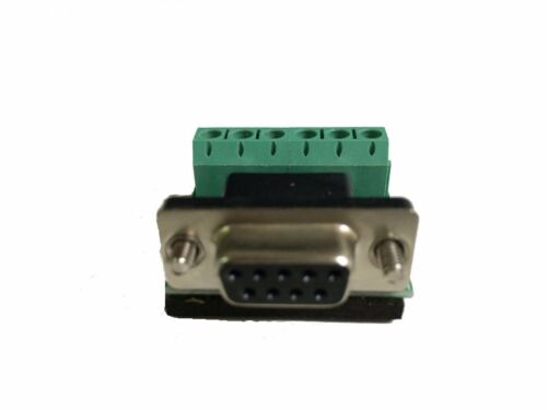 RS422-RS485-Serial-DB9-to-Terminal-Block-Adapter  RS42