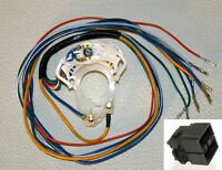 1966 Ford Mustang Turn Signal Switch Cam With Wire Harness Bronco Comet