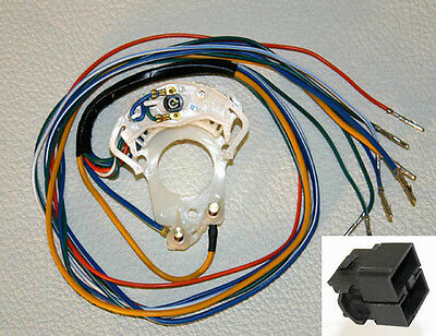 [WQZT_9871]  NEW! 1965 - 1966 Mustang Turn Signal Switch Cam With Wire Harness Bronco  Comet | eBay | Ford Mustang Turn Signal Switch Wiring |  | eBay