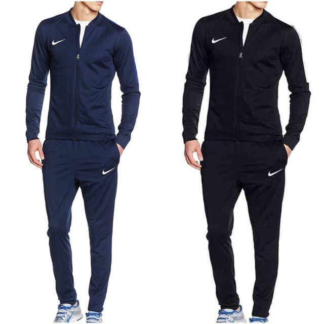 Sada árabe mantener  Nike Academy 16 Junior Knit Tracksuit Black Medium Youth for sale | eBay