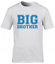 miniature 18 - Big Brother T-Shirt Kids Baby Grow Brother Outfit Tee Top