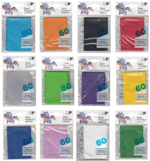 Ultra PRO Standard Pro-Fit Sleeves Card Deck Protectors10 x 100St 64x89mm