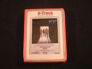 THE MOODY BLUES - Octave 1978 LONDON 8 Track Tape / Sealed New/ Prog Psych Rock