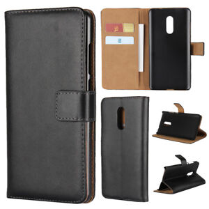 buy popular 61fb4 298f6 Details about For Xiaomi Redmi Note 4/4X Genuine Leather Case Luxury Flip  Stand Wallet Cover
