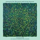 Fantasias for Theremin & String Quartet (CD, Oct-2016, Butterscotch Records)