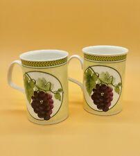 Roy Kirkham Latte Mug Set de 2 Hummingbird Tasses à Café Café Boissons Tall Nature