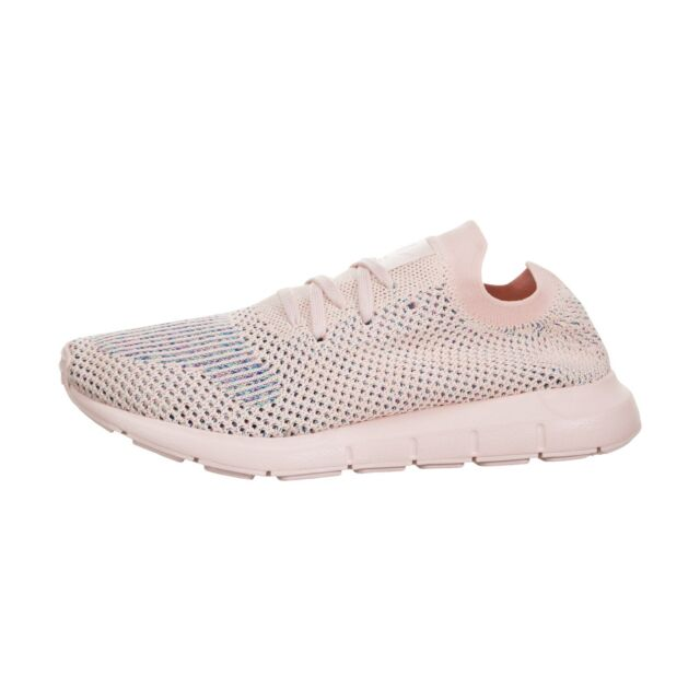 0324adbc9 adidas Womens Women s Swift Run Lace up SNEAKERS Ice Pink 7.5 for ...