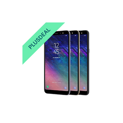 Samsung Galaxy A6+/A6 Plus A605 Android Smartphone Handy ohne Vertrag LTE