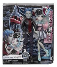 Monster High Garrott Du Roque and Rochelle Goyle Love in Scaris 2014