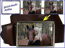Gürtelschnalle,buckle,personalisiert,mit Wunschmotiv,Foto,eigenes Design,