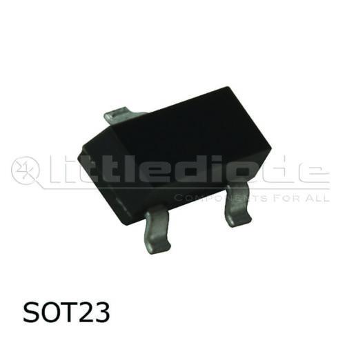 SOT23 marque FMMT 2222 A semi-conducteurs-Case ZETEX