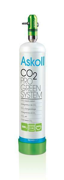 Askoll CO2 Pro Green System
