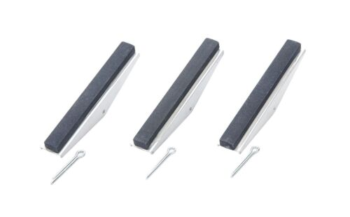 Ersatzbacken Schleifbacken 100mm Lang für zB Hongerät 51 bis 178mm