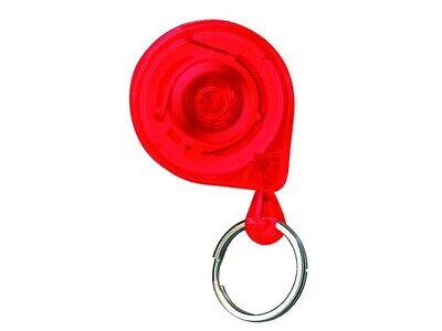 KEY-BAK MBID Mini-Bak ID Black Schlüsselrolle Schlüssel-Jojo