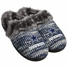 Dallas Cowboys Slippers Logo NEW Womens Slide House shoes! Peak Slide