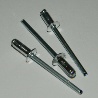 Multigrip Blindnieten Aluminium Stahl Senkkopf Dichtnieten Nieten