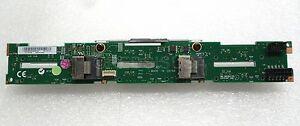 IBM X3550 M2 Server Backplane 6 Bay SATA Hard Drive 2 SAS 49Y4833 43V7071