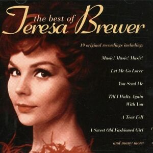 Teresa-Brewer-Best-of-New-CD-England-Import