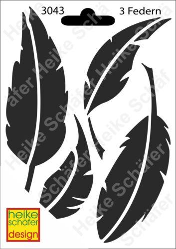 Galería de símbolos-stencil a6 177-3043 muelles-nuevo-heike Schäfer Design
