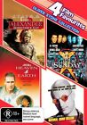 Alexander / Any Given Sunday / Heaven & Earth / Natural Born Killers (DVD, 2012, 4-Disc Set)