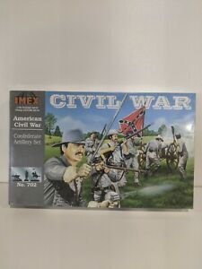 IMEX-American-Civil-War-Confederate-Artillery-Set-702-1-32-Sealed-Box