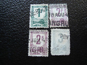 FRANCE-timbre-yvert-et-tellier-colis-postaux-et-autres-n-1-2-3-obl-A16-stamp