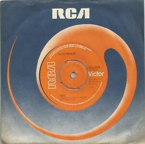 Elvis-Presley-Hurt-original-1976-7-inch-vinyl-single