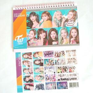 Twice 2021 Calendar Pictures