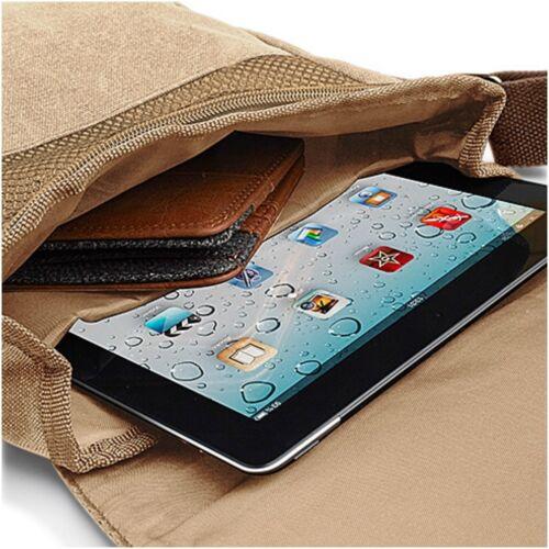 "IPAD BORSA CON TRACOLLA SHOULDER BAG VALIGETTA Messenger fino a 10.1 /""Tablet Netbook"