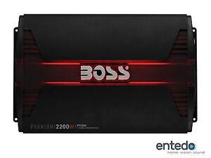 BOSS-AUDIO-PT2200-2-Kanal-Verstaerker-Endstufe-Amplifier-Car-Auto-KFZ-LKW-PKW-NEU