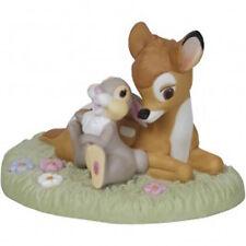 Disney Precious Moments 142707 Bambi & Thumper Figurine New & Boxed