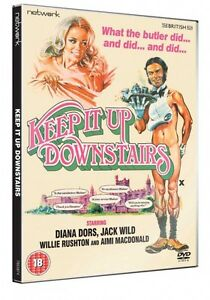 Keep-it-Up-Downstairs-DVD-NEW-SEALED-Diana-Dors-Jack-Wild