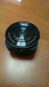 Sony-Cyber-Shot-Lens-Style-Camera-Qx10-Dsc-Qx10-B-Black-Pre-Owned