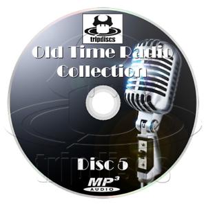 MASSIVE-Old-Time-Radio-Collection-OTR-Horror-Sci-Fi-Crime-Detective