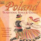 Poland: Traditional Songs and Dances by Song & Dance Ensemble of the Warsaw University Of Technology (CD, Jun-2010, ARC)