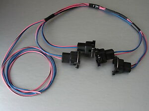 85 95 tpi lt1 camaro corvette fuel injector connector wiring harness rh ebay com 1976 VW Beetle Fuel Injection Parts New Fuel Injection Wiring Harness