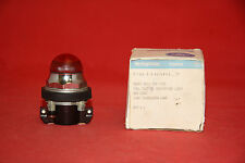 Westinghouse - PB1HARL7 - Oil-Tite Indicating Light, Red Lens, 120v Lamp