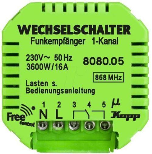 verde 16 un interruptor de luz de montaje al ras verde, 1 vías, 1 Gang, 230 V AC IP20 1
