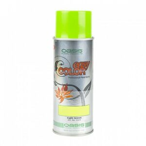Versch-Farben-400-ml-OASIS-Color-Spray-Farbspray-Spruehfarbe-Floralife-Color